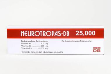 NEUROTROPAS - DB 25,000