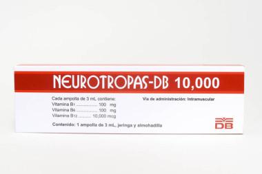 NEUROTROPAS - DB 10,000