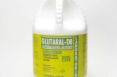 GLUTARAL  -  DB  SOLUCION