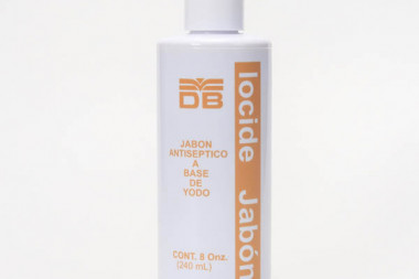 IOCIDE JABON – DB 10%  SOLUCION