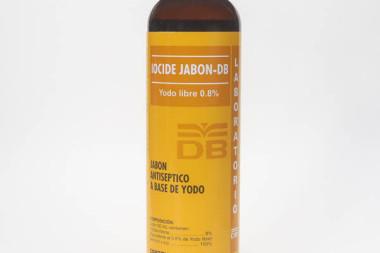 IOCIDE JABON – DB Solución