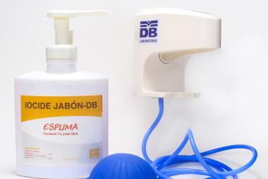 IOCIDE JABON-DB ESPUMA SOLUCION