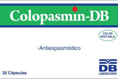 COLOPASMIN- DB TABLETAS RECUBIERTAS