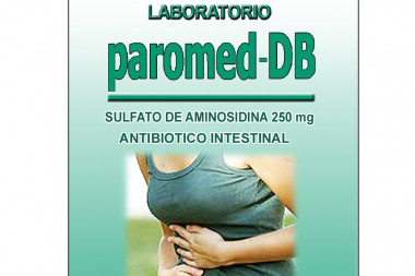 PAROMED - DB TABLETAS