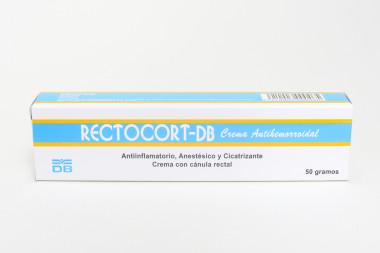 RECTOCORT - DB CREMA ANTIHEMORROIDAL