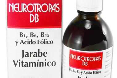 NEUROTROPAS - DB JARABE