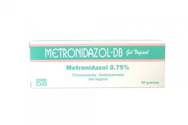 METRONIDAZOL – DB GEL VAGINAL