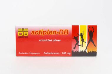 ACTIPLEN – DB GREAGEAS